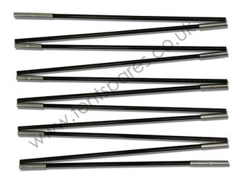 Wynnster Merlin 4 Black Coded Fibreglass Main Pole