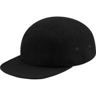 Supreme Lacoste Pique Camp Cap Black