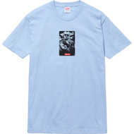 Supreme Taxi Driver Tee Light Blue