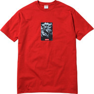 Supreme Taxi Driver Tee Red