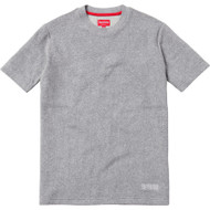 Supreme Terry Tee Grey