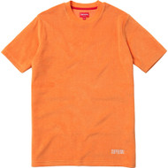Supreme Terry Tee Orange