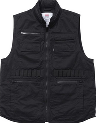 Supreme Tactical Vest Black