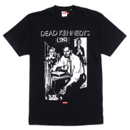 Supreme Dead Kennedys Too Drunk To Fuck Tee