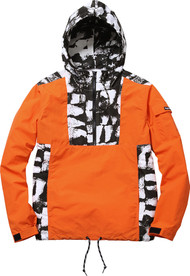Supreme Nylon Pullover Orange