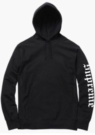 Supreme Dead Kennedys Pullover Hoodie Black