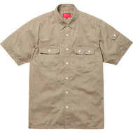 Supreme Safari Khaki Shirt