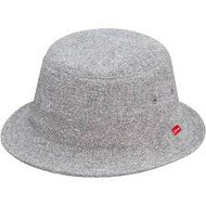 Supreme Loro Piana Terry Crusher Hat Grey M/L