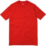 Supreme Small Box Tee Red