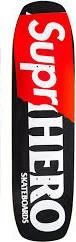 Supreme Anti Hero Skate Board Black