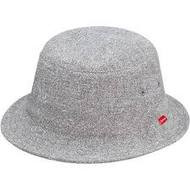 Supreme Loro Piana Terry Crusher Hat Grey S/M