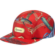 Supreme Remington Camp Cap Red