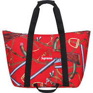 Supreme Remington Packable Tote Red