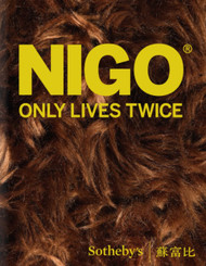 A staple in the world of art auctioning, Sotheby's has partnered with mastermind and streetwear powerhouse Nigo to present some of his most rare items for auction, this book is one of the best collectors item for any Bathing Ape enthusiest as it features beautilful photography of each of these items!