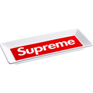 Supreme Ceramic Tray White