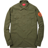 Supreme Army Shirt Olive