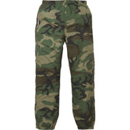 Supreme Warm Up Pants Woodland Camo