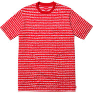 Supreme ESD Jacquard Top Red