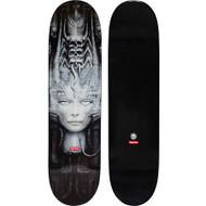 Supreme Giger Skateboard Li II