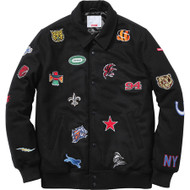Supreme Franchise Varsity Jacket