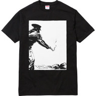 Supreme Bang Tee Black