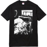 Supreme Blood & Sperm Tee Black