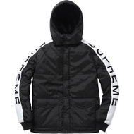 Supreme Daytona Pile Lined Jacket Black