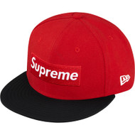 Supreme Gore-Tex 2-Tone New Era Red Size 7 1/4