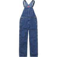 Supreme Denim Overalls Blue Small