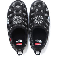 Supreme / The North Face Bandana Thermoball Traction Mule Size 8 Black