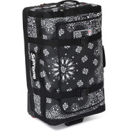 Supreme / The North Face Bandana Medium Rolling thunder Bag Black