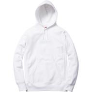 Supreme Box Logo Pullover Hoodie White