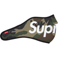 Supreme Neoprene Face Mask Camo