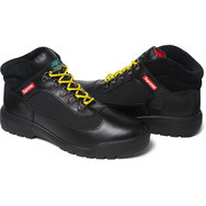 Supreme / Timberland Field Boot Black 9.5