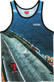 Supreme Grand Prix Tank Top