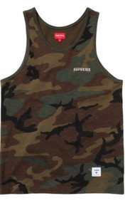 Supreme Rocksteady Tank Camo