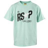 Bape - RSVP Gallery x Bape STA Tee (MINT)