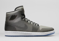 Air Jordan 4LAB1 Black Reflect Silver-White Size 8.5