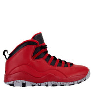 Air Jordan 10 Retro 30th Gym Red / Black-Wolf Grey Size 9.5