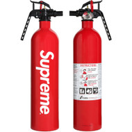 Supreme / Kidde Fire Extinguis Red