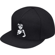 Supreme Broadway 5-Panel Black