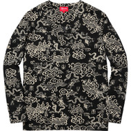 Supreme Imperial Shirt Black Medium