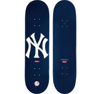 Supreme / New York Yankees 47 Brand Navy Skateboard