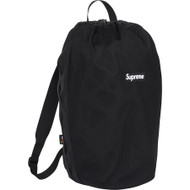 Supreme Mesh Backpack Black