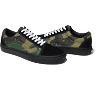 Supreme / Vans Camo Old Skool Woodland Size 9