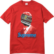 Supreme / UNDERCOVER Synhead Tee Red