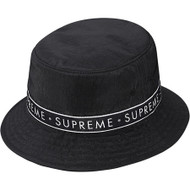 Supreme Side Tape Crusher S/M Black