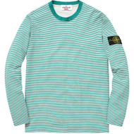 Supreme / Stone Island Long Sleeve Top Teal