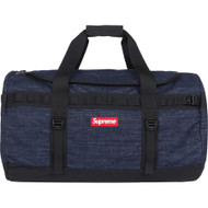 Supreme / North Face Denim Medium Base Camp Duffel