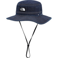 Supreme / North Face Denim Horizon Breeze Hat Indigo Size L/XL